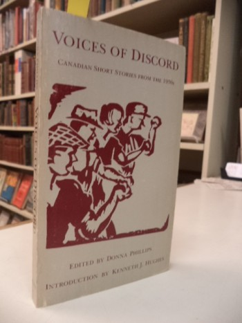 Image for Voices of Discord: Canadian Short Stories from the 1930s