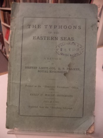 Image for The Typhoons of the Eastern Seas. A Review.