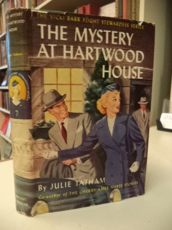 Image for The Mystery At Harwood House [Vicki Barr Flight Stewardess Series 7]