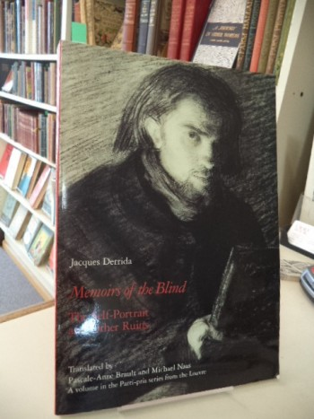 Image for Memoirs of the Blind: The Self-Portrait and Other Ruins