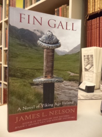 Image for Fin Gall: A Novel of Viking Age Ireland (signed)