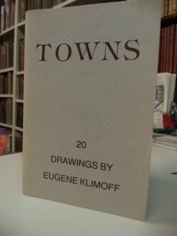Image for Towns: 20 Drawings by Eugene Klimoff