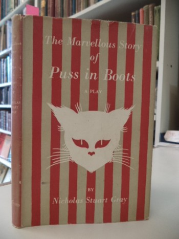 Image for The Marvellous Story of Puss in Boots.  A Play for Children