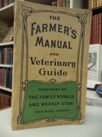 Image for The Farmer's Manual and Veterinary Guide