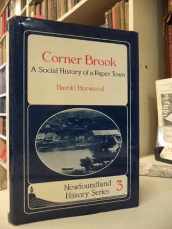 Image for Corner Brook: A Social History of a Paper Town (Newfoundland History Series, 3)