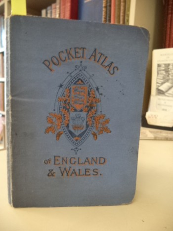 Image for Pocket Atlas of England & Wales