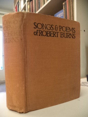 Image for The Songs & Poems of Robert Burns [Songs and Poems]