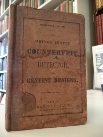 Image for The United States Counterfeit Detector, and Teachers' Guide [Heath's Household Edition]