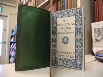 Image for The Christmas Books of Charles Dickens