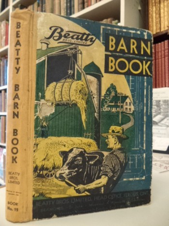 Image for Beatty Barn Book Book No. 12 [1937]