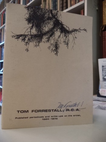 Image for Tom Forrestall, R.C.A : Published periodicals and write-ups on the artist, 1964 - 1975
