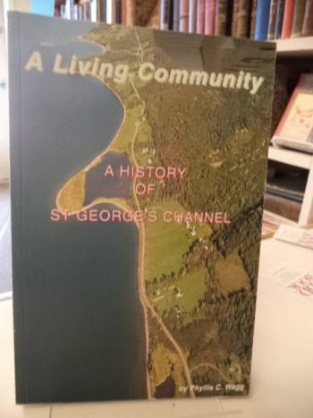 Image for A Living Community : A History of St. George's Channel
