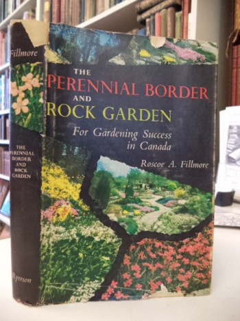 Image for The Perennial Border and Rock Garden