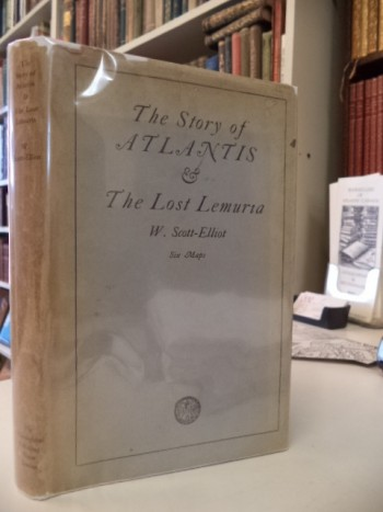 Image for The Story of Atlantis & The Lost Lemuria