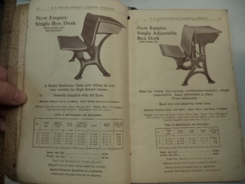 Image for General Catalogue of School Furniture and School Supplies, No. 43 [1927 Catalog and Price List]