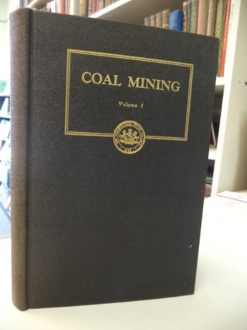 Image for Extension Course in Coal Mining - Volume I
