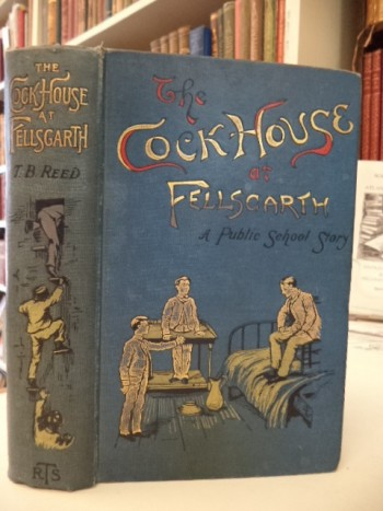 Image for The Cock-House At Fellsgarth [publisher's pictorial binding]