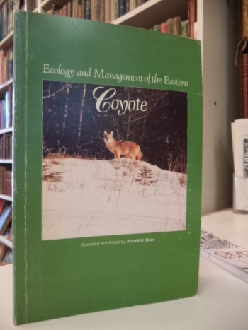 Image for Ecology and Management of the Eastern Coyote
