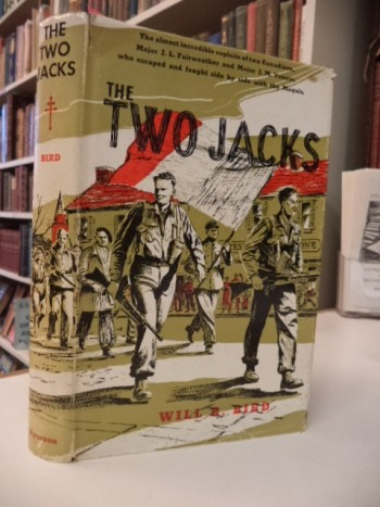 Image for The Two Jacks The Adventures of Major Jack L. Fairweather and Major Jack M. Veness