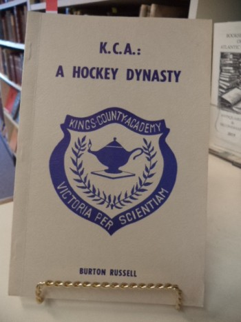 Image for K.C.A : A Hockey Dynasty. [Kings County Academy:]