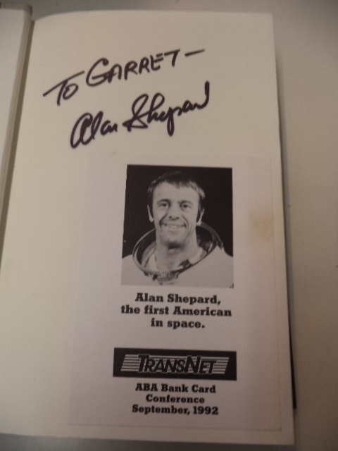 Image for The Right Stuff [inscribed by Alan Shepard]
