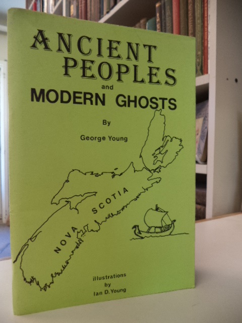 Image for Ancient Peoples and Modern Ghosts: The Saga of Oak Island; Modern Ghost Stories; Modern Gems