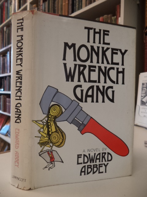 Image for The Monkey Wrench Gang