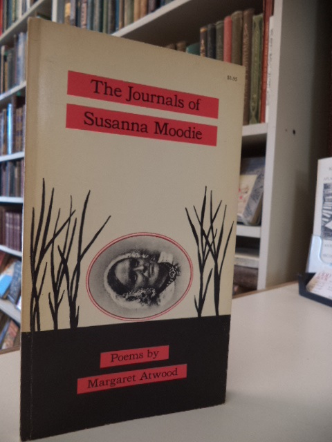 Image for The Journals of Susanna Moodie [inscribed in French]