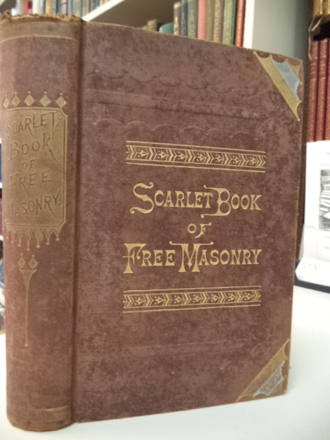 Image for Scarlet Book of Free Masonry