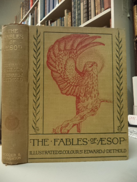 Image for The Fables of Aesop