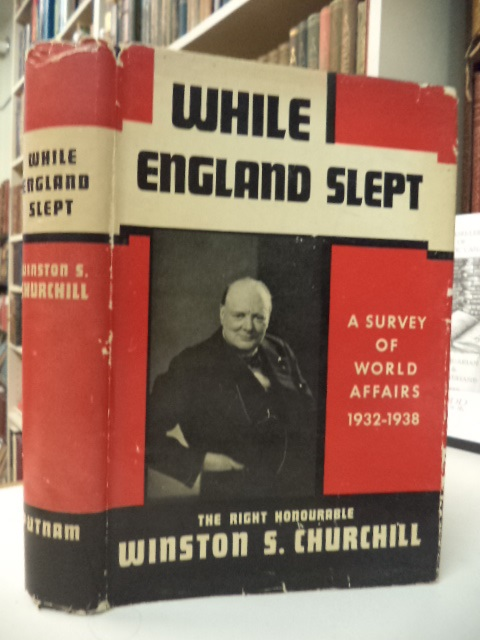 Image for While England Slept