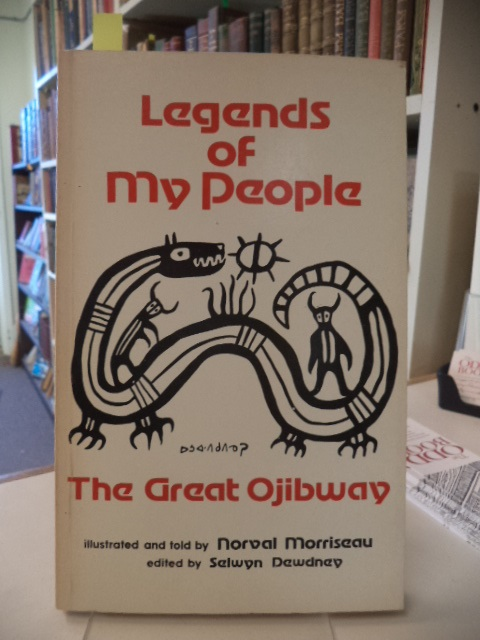 Image for Legends of My People, The Great Ojibway