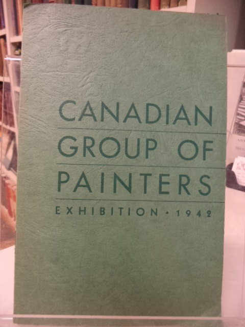Image for Canadian Group of Painters. Exhibition - 1942