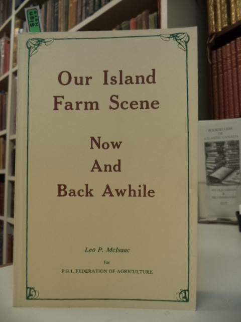 Image for Our Island Farm Scene, Now and Back Awhile