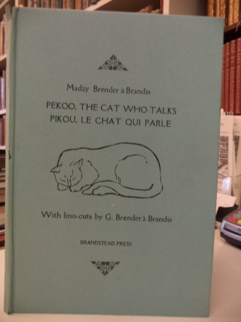 Image for Pekoo, the Cat Who Talks / Pikou, le Chat Qui Parle