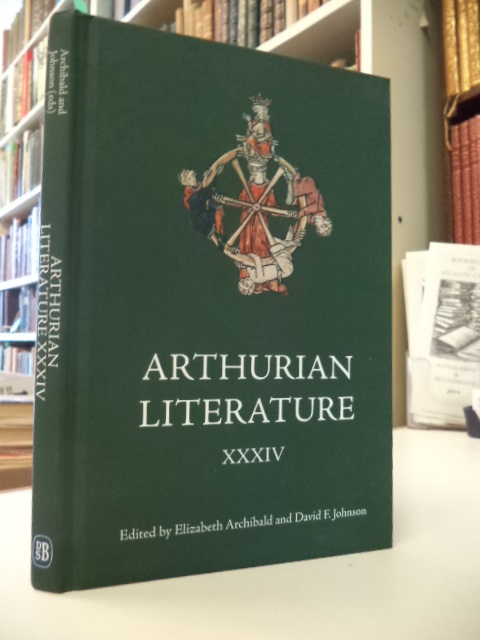 Image for Arthurian Literature XXXIV