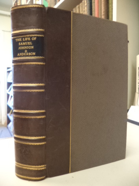Image for The Life of Samuel Johnson, LL.D., with Critical Observations on his Works