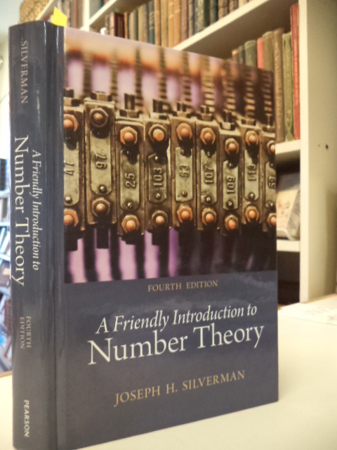 Image for A Friendly Introduction to Number Theory (4th Edition)