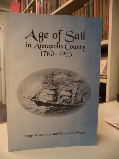 Image for Age of Sail in Annapolis County, 1760-1925