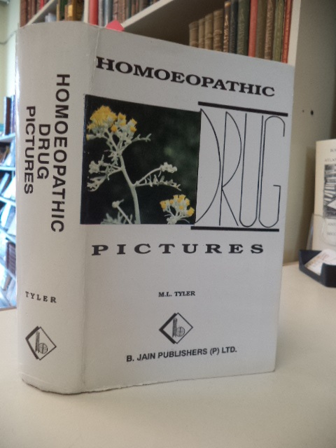 Image for Homeopathic Drug Pictures