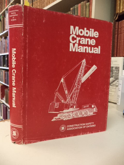 Image for Mobile Crane Manual