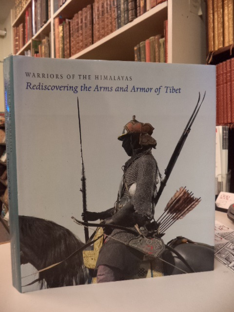 Image for Warriors of the Himalayas: Rediscovering the Arms and Armor of Tibet