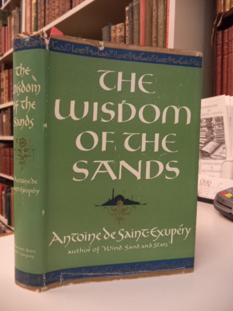 Image for The Wisdom of the Sands